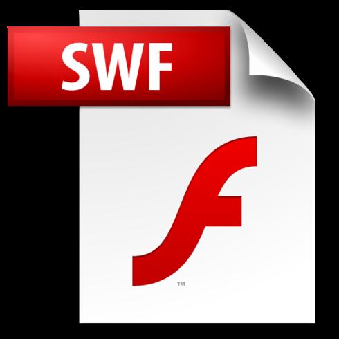 swf file object